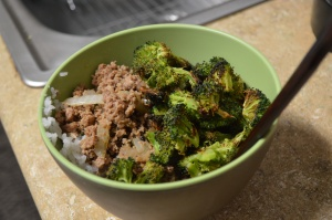 Thai-Style Ground Turkey
