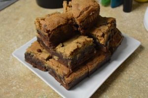 Chipster-Topped Brownies 2