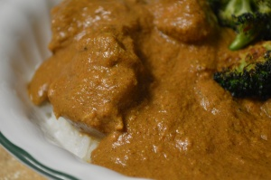 Slow Cooker Butter Chicken 2