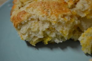 Apple and Cheddar Scones 5