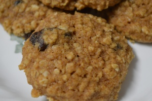 Oatmeal Raisin Cookies 3