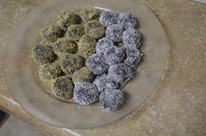 Brazilian Fudge Truffles