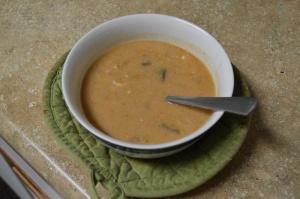 Slow Cooker Salsa Verde Chicken Tortilla Soup