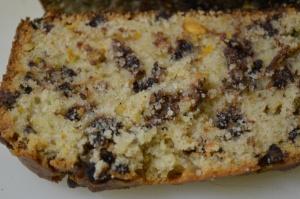 Cannoli Pound Cake 2