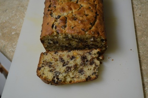 Cannoli Pound Cake