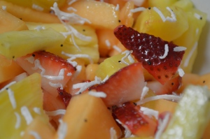 Poppy Seed Fruit Salad 2