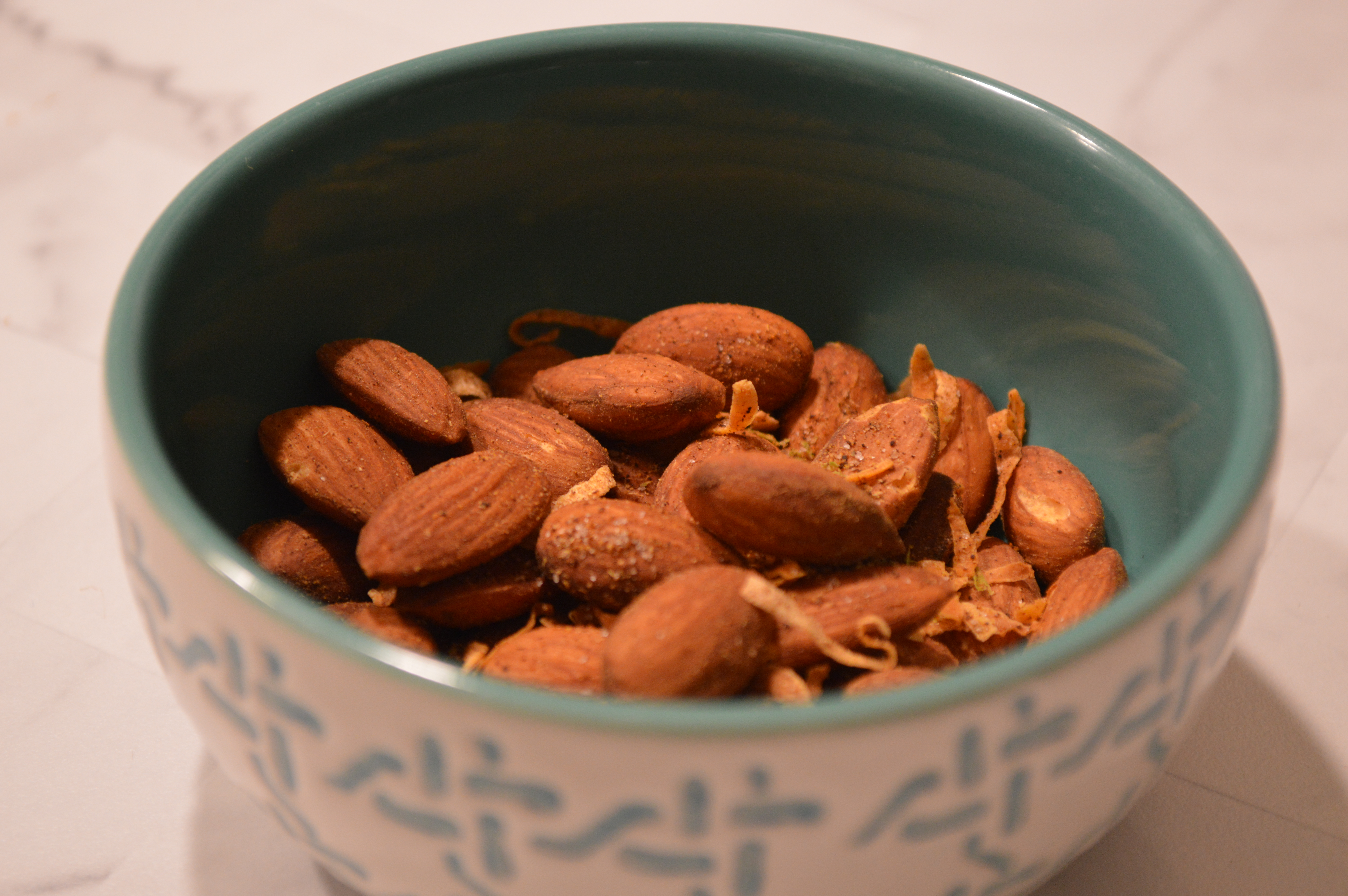 Indian Almonds with Coconut 2